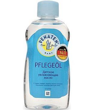 Детское увлажняющее масло Penaten 200 мл