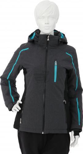 Куртка McKinley Sharon р. 40 темно-сірий 250797-900896
