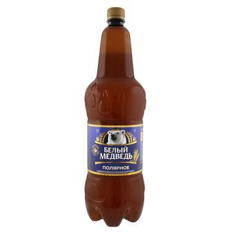 Пиво Білий Ведмідь Полярне 1,8 л