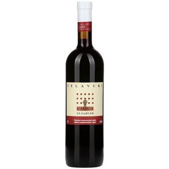 Вино Marani Телавурі червоне напівсолодке 0,75л