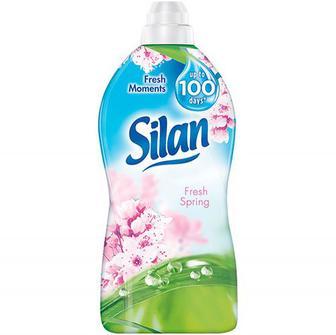 Засіб для тканини Silan Fresh Moments Весн. свіжість 1850мл