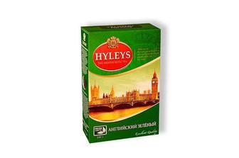 Чай «Англійський» зелений листовий Hyleys 100 г