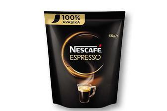 Кава Espresso розчинна, з густою пінкою Nestle 65 г