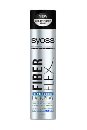 Лак для волос Syoss Flexible Volum Есф 400 мл