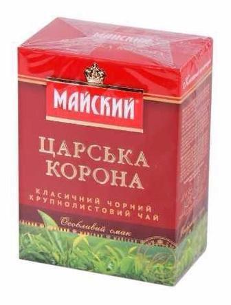 Чай Царська корона Майский 85 г
