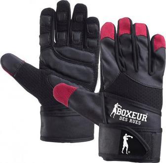 Рукавички тренувальні Boxeur BXT-5214 р. L чорний