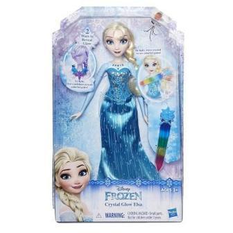 Игровой набор Frozen Яркий наряд Эльзы (B6162/B6163)