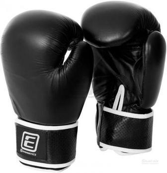 Боксерські рукавиці Energetics 10oz Leather 225543 чорний