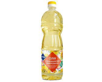 Олія соняшникова «Премія»® рафінована, 1л