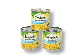 Кукурудза ніжна Bonduelle 340 г