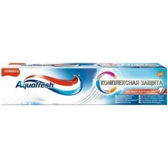 Зубна паста Aquafresh Комплексний догляд 100 мл