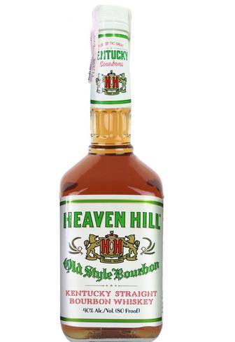 Виски Heaven Hill Old Style Bourbon 4 Y.O. 0.75л