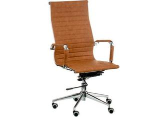 Крісло Special4You Solano artleather light-brown (E5777)
