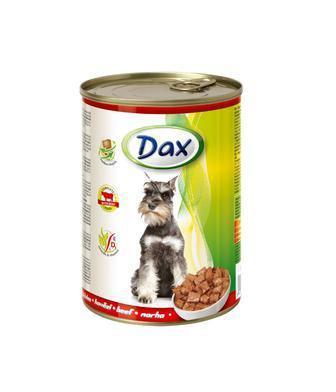 Корм для котів або собак Дакс 415г
