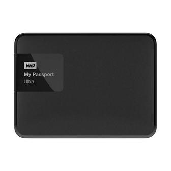 HDD внeшний WD My Passport Ultra 4TB (WDBBKD0040BBK) (Refurbished)