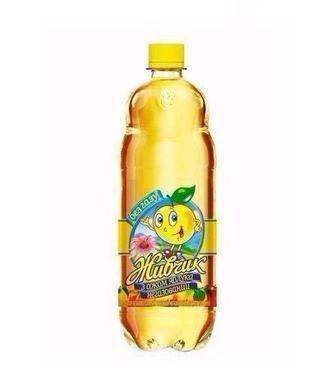 Напій сильногазований зі смаком яблука Живчик 1,5л