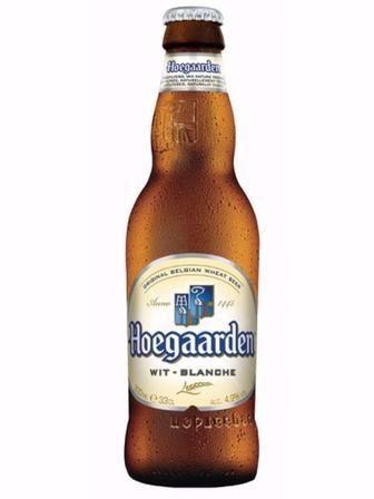 Пиво світле Вайт Hoegaarden 0,5л