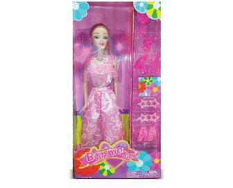 Лялька Аbbie з аксесуарами