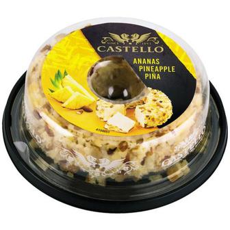 Крем-сир Castello з ананасом 65% 125г