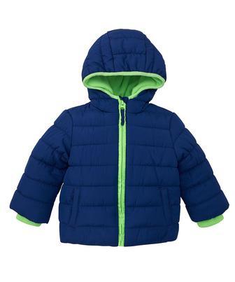 Блакитна куртка від Mothercare
