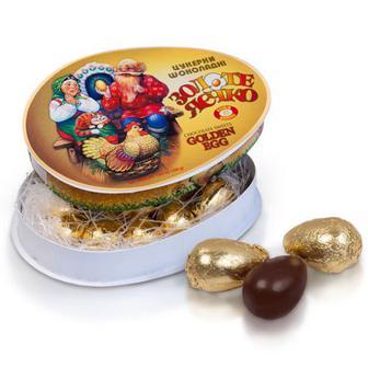 Цукерки ХБФ Золоте яєчко 200г