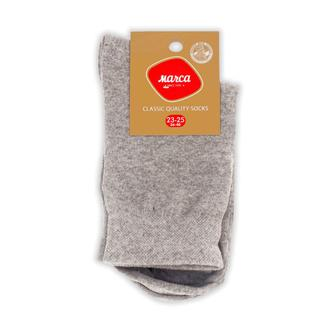 Шкарпетки чоловічі Marca, подвійний борт