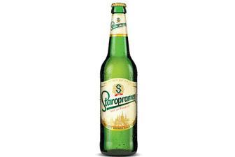Пиво Staropramen, 0,5 л