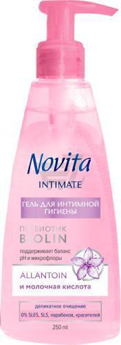 Гель для інтимної гігієни Novita Intimate 250 мл