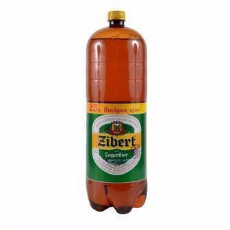 Пиво Zibert світле 2,4л