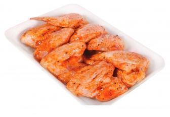 Крила курячі в маринаді пушта охолоджені 1 кг