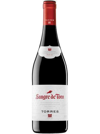 Вино червоне сухе Torres Sangre de Toro 13.5%, 0.75л