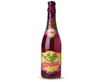 Напій Kidibul безалкогольний яблуко-вишня,  0,75 л