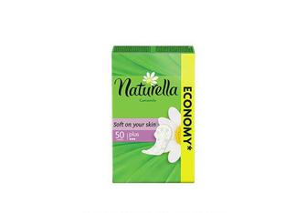 Прокладки щоденні Camomile Plus, 50 шт. Naturella