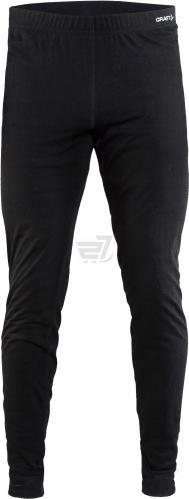 Термоштани Craft Nordic Wool Pants M 1904118-9975 L чорний меланж