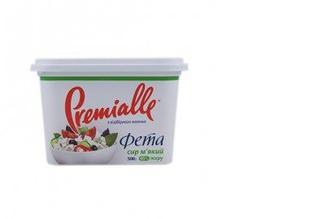 Сыр Фета 45%, Premialle, 500г