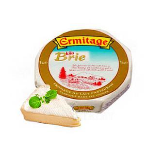 Сир Brie 60% Ermitage 100 г