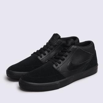 Кеди Nike Men's Sb Solarsoft Portmore Ii Mid Skateboarding Shoe