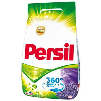 Порошок пральний Persil Complete Clean лаванда 3кг