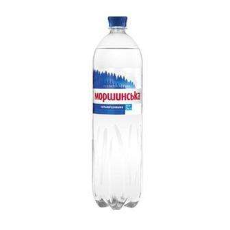 Вода мінеральна Моршинська сильногазована 1.5л