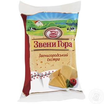 Сыр Звени Гора 50% 0,285 кг