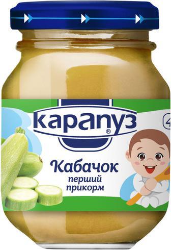 Пюре Карапуз 125 гр.