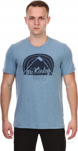 Футболка McKinley Sphere р. M синій
