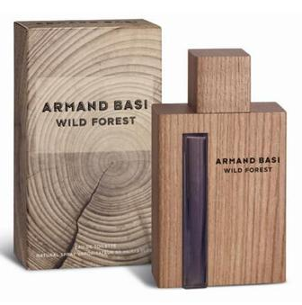 ARMAND BASI WILD FOREST туалетная вода 90 мл