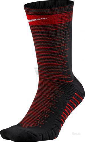 Шкарпетки Nike U NK SQUAD CREW SX6831-060 р. L сірий