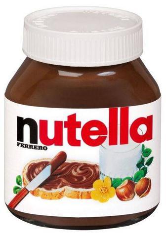 Паста горіхова з какао Nutella 180г