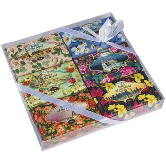 Набір Marigold Natural мило Аромати світу 6 по150г