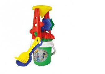 Песочный набор Мельница, Toys-Plast