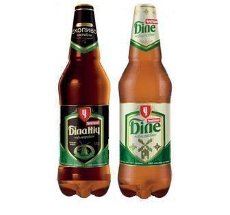 Пиво нефільтроване Біле/Біла ніч Чернігівське 1 л