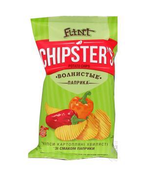 Чіпси Chipster's Flint 70 г