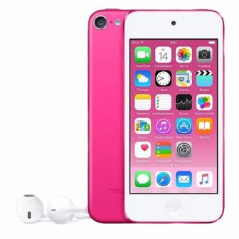 МР3 плеер Apple iPod touch 6Gen 32GB Pink (MKHQ2)